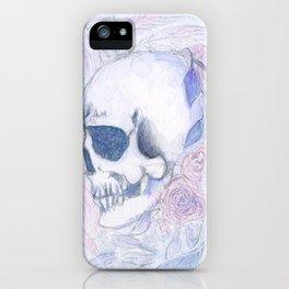 Deaths Garden iPhone Case