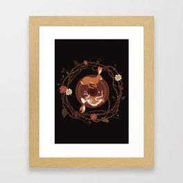 Watership Down Framed Art Print