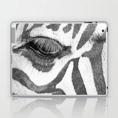 eyes Zebra Laptop & iPad Skin
