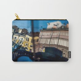The reflected city Carry-All Pouch