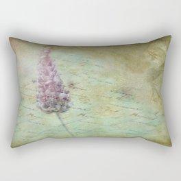 Lady Lavender Rectangular Pillow