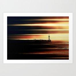 Blick  Art Print