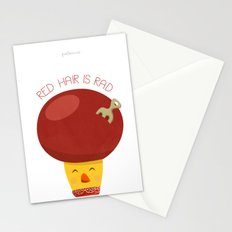 Red Hair is Rad Stationery Cards