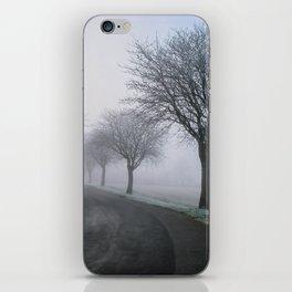 Misty Trail iPhone Skin
