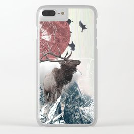 The Nature of Analysis Clear iPhone Case