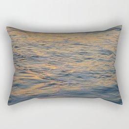 Sunset over Calm Waters, Florida Rectangular Pillow