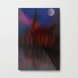 De arte a Blaubeueren Metal Print