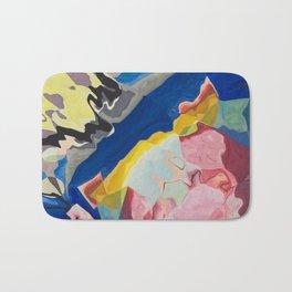 Color Milkshake Bath Mat