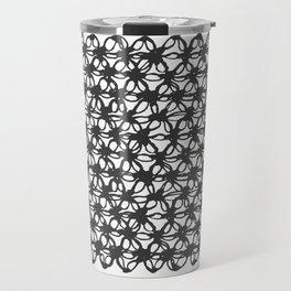 crochet lace Travel Mug
