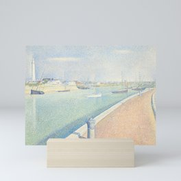 The Channel of Gravelines, Petit Fort Philippe Mini Art Print