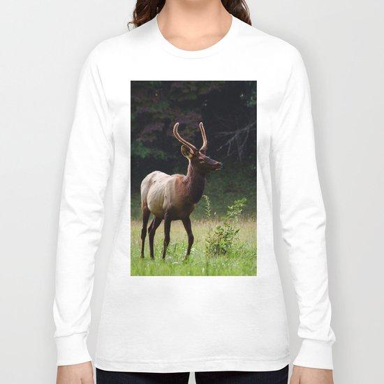 Deer Forest Long Sleeve T-shirt