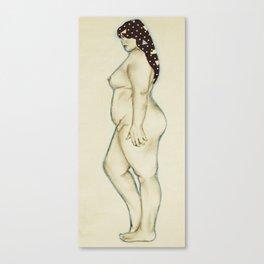 Blue Crush Canvas Print