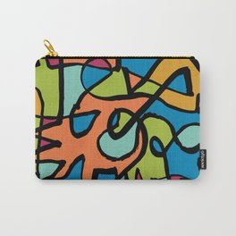 Inner Thoughts Carry-All Pouch