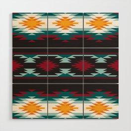 Native American Inspired Design Wood Wall Art