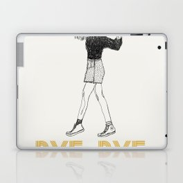 Bye Bye Laptop & iPad Skin