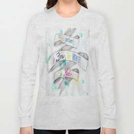 skinny love Long Sleeve T-shirt