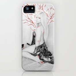 Moonchild iPhone Case