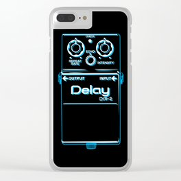 Double Delay – DM-2 Clear iPhone Case