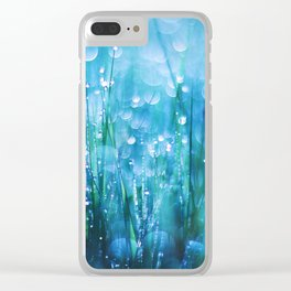 Crystals of Life Clear iPhone Case
