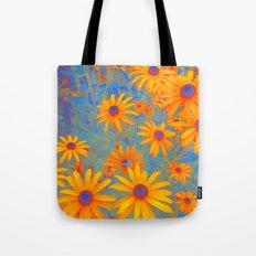 Beautiful Wild Summer Tote Bag