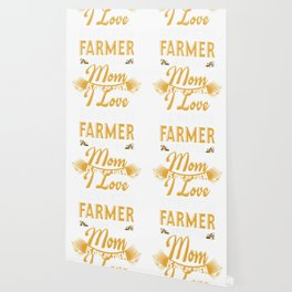 Meaning Gift For Farmer Mom_ Costume For Mother's Day Wallpaper