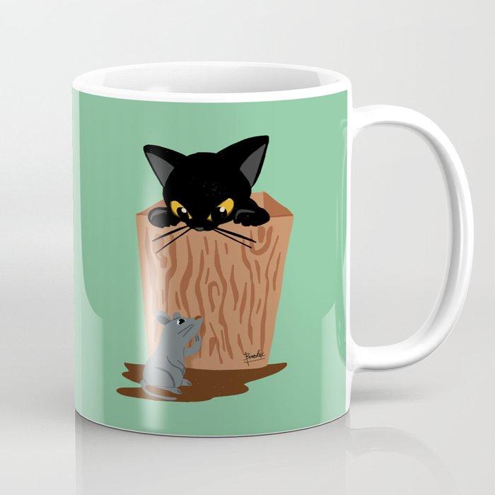 Hide-and-seek Coffee Mug