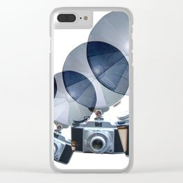 Pronto Clear iPhone Case