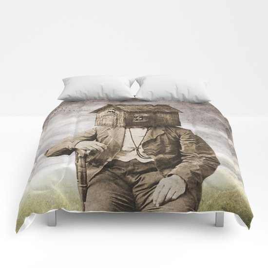 Home is... Comforters