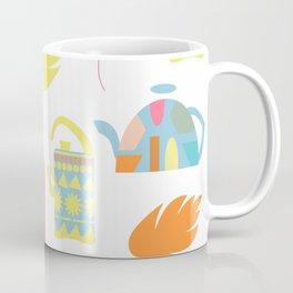 Tea pattern 3 Coffee Mug