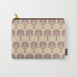 Plum Spice Moods Palm Carry-All Pouch