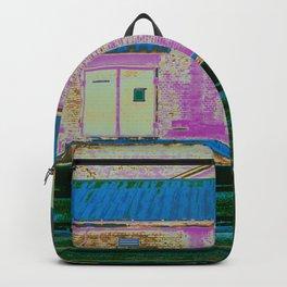 Rusty Backpack
