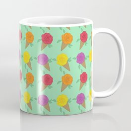 Roses are Rainbow Sorbet Coffee Mug