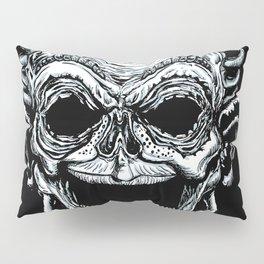 Dummy Skull Pillow Sham