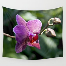 Queen of Flowers Wall Tapestry