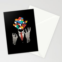 Mind Game Stationery Cards