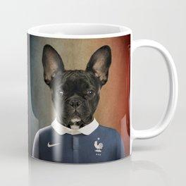 Worldcup 2014 : France - French Bulldog Coffee Mug