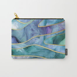The Magnetic Tide Carry-All Pouch