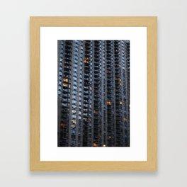 Balconies & Windows Framed Art Print
