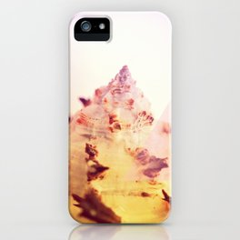 Murex Endivia 2 - The Lonely Mountain iPhone Case