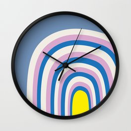Curv Wall Clock