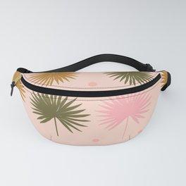 Boho Tropical Palm  Fanny Pack
