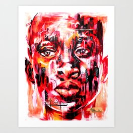 COLLECTIVE MASTERPIECE Art Print