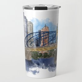 Smithfield Street Bridge Travel Mug