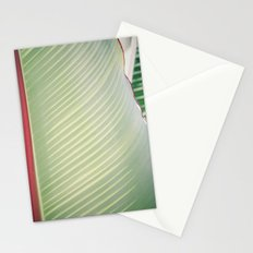 Sage + Red Stationery Cards