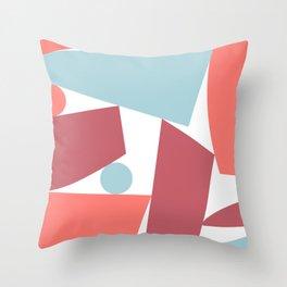 Stack (B) Throw Pillow