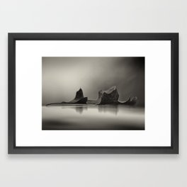 Seasons Reflected Framed Art Print
