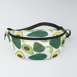 Avocados Fanny Pack