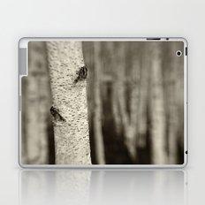 Silver Birch Laptop & iPad Skin