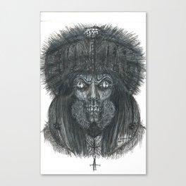 GhoulCloset Canvas Print