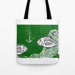 Tangaroa & the Snapper Tote Bag